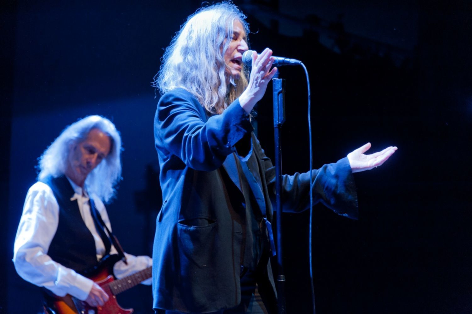 Patti Smith Tollwood