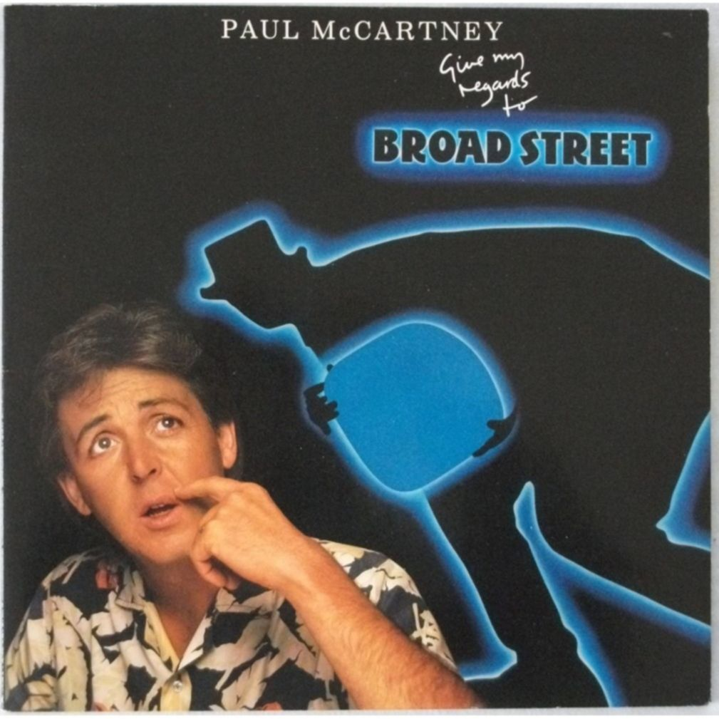 Sonderbar: Paul McCartney - GIVE MY REGARDS TO BROAD STREET (1984)