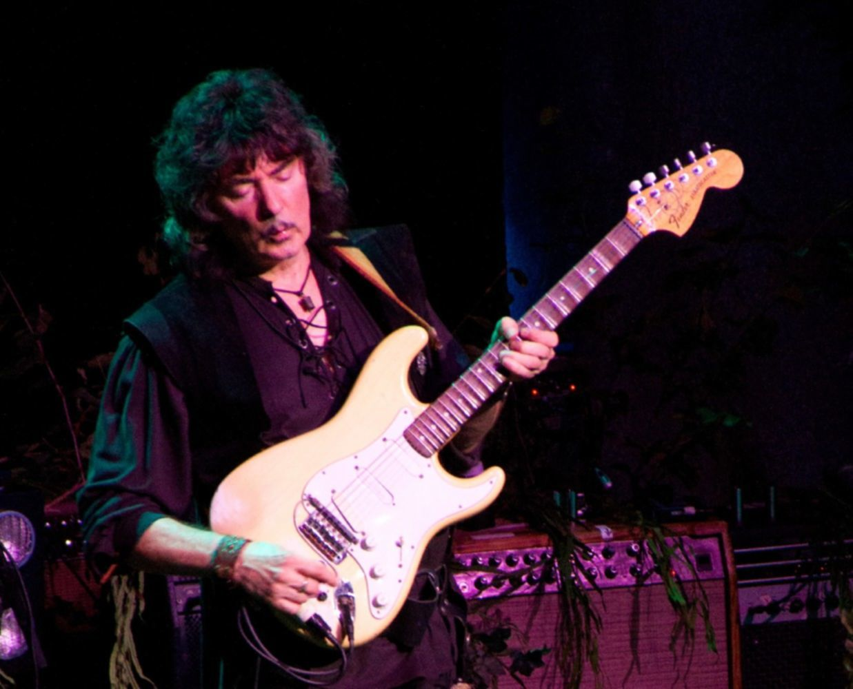 Ritchie Blackmore Press