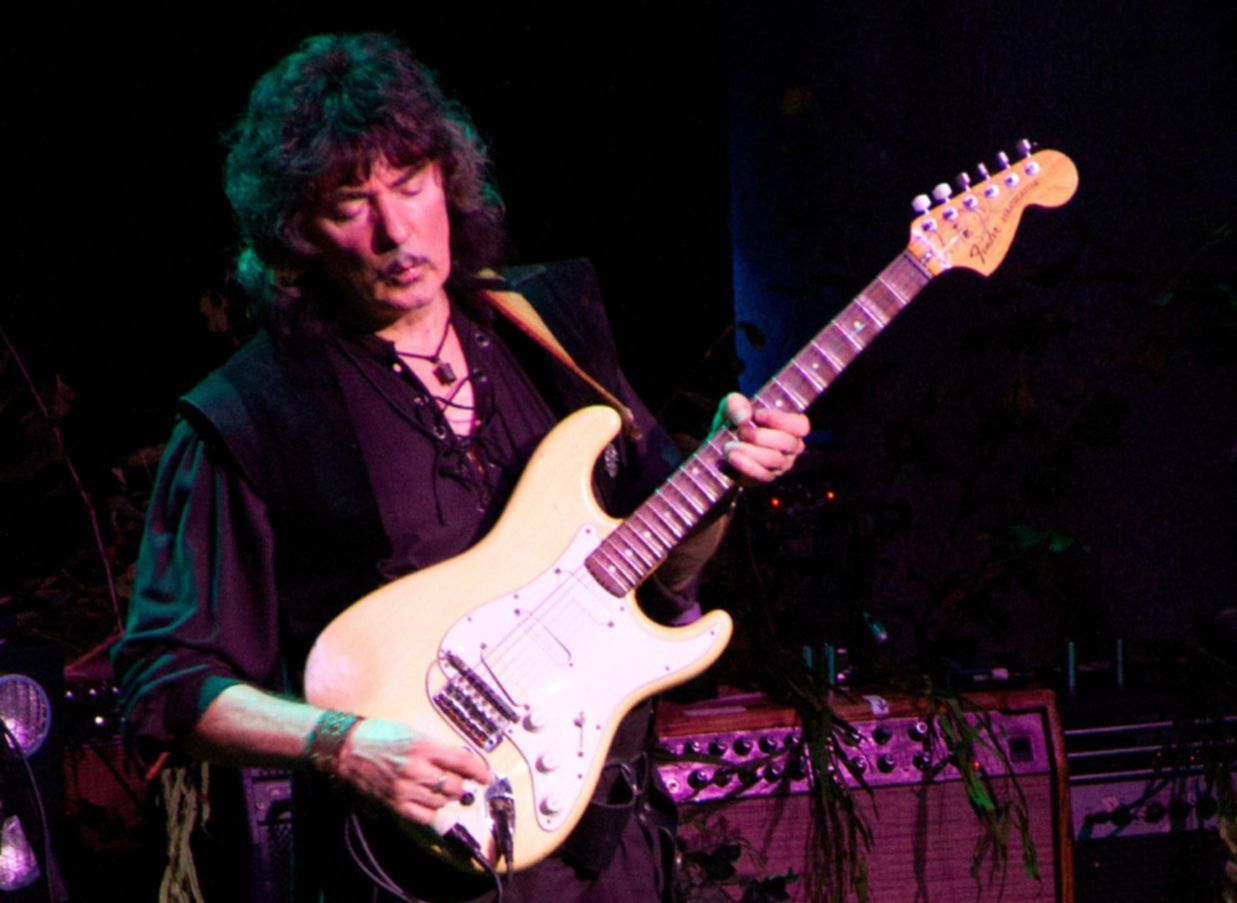 ritchie blackmore live