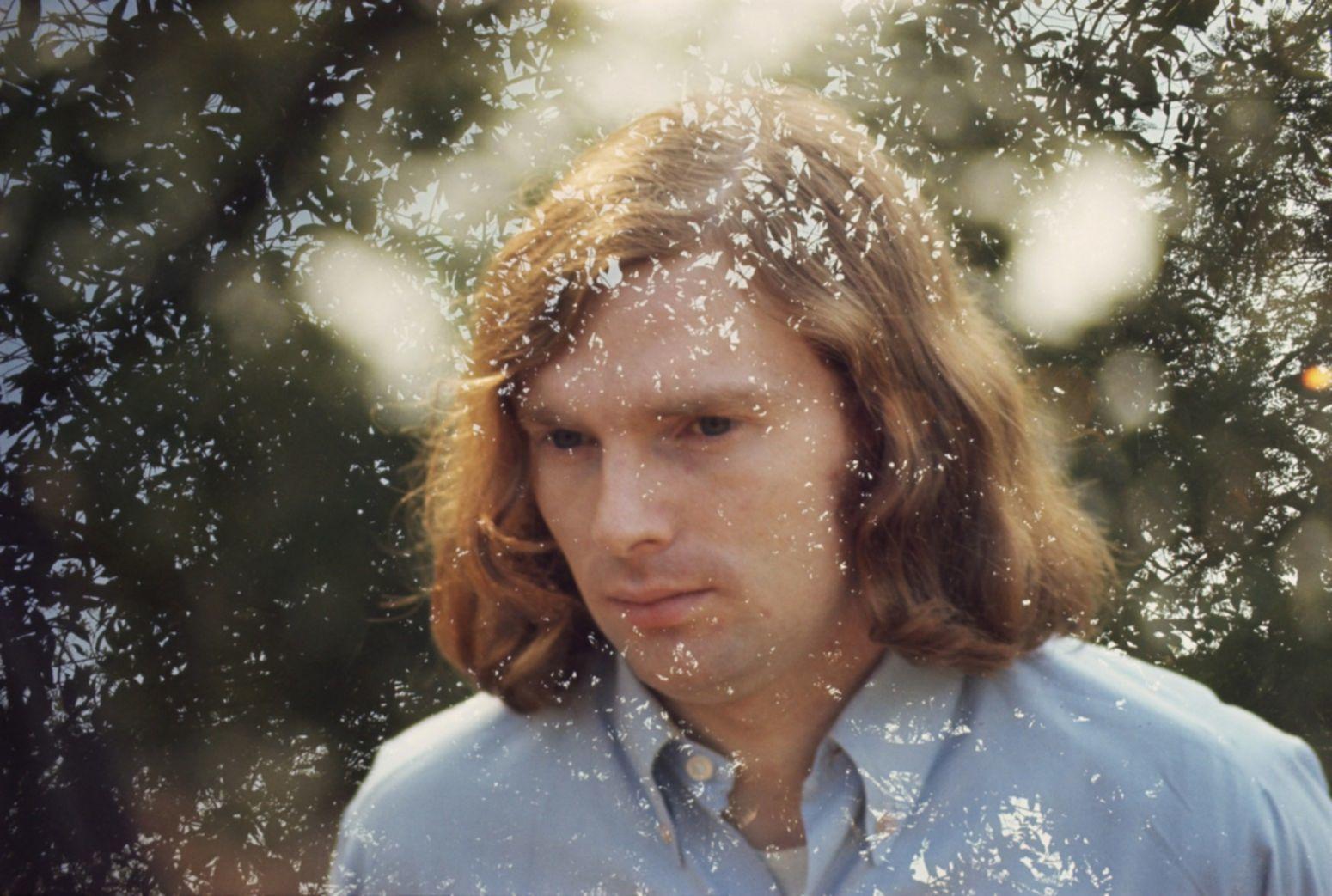 Van Morrison --- Image by © Joel Brodsky/Corbis