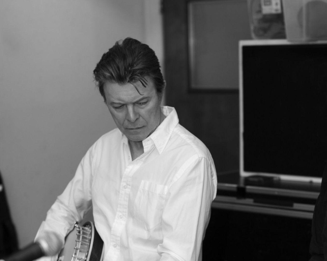 david bowie promo 2012