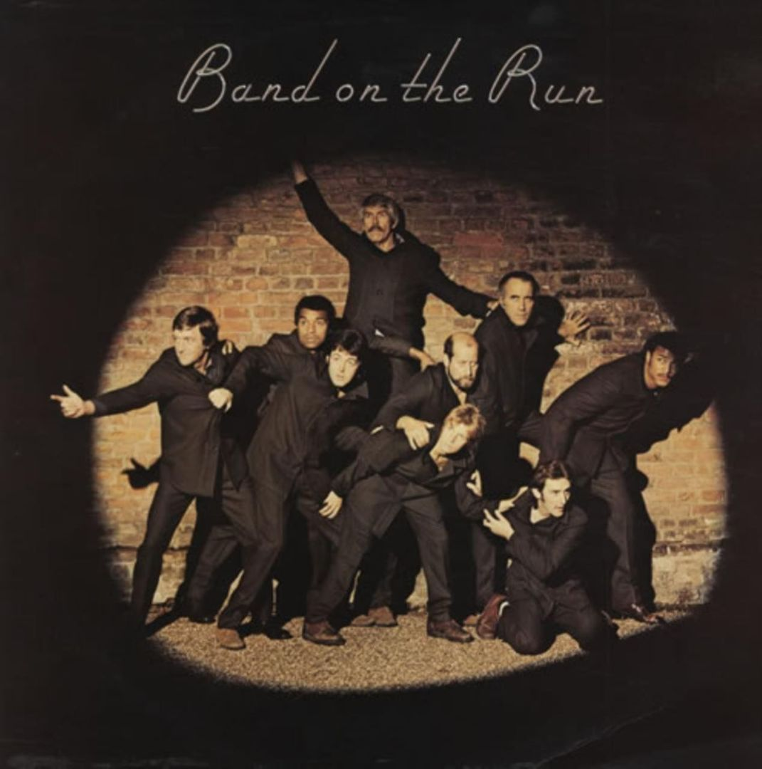 Unverzichtbar: Paul McCartney & Wings - BAND ON THE RUN (1973)
