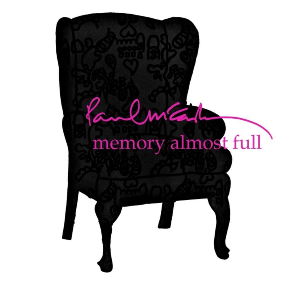 Anhörbar: Paul McCartney - MEMORY ALMOST FULL (2007)