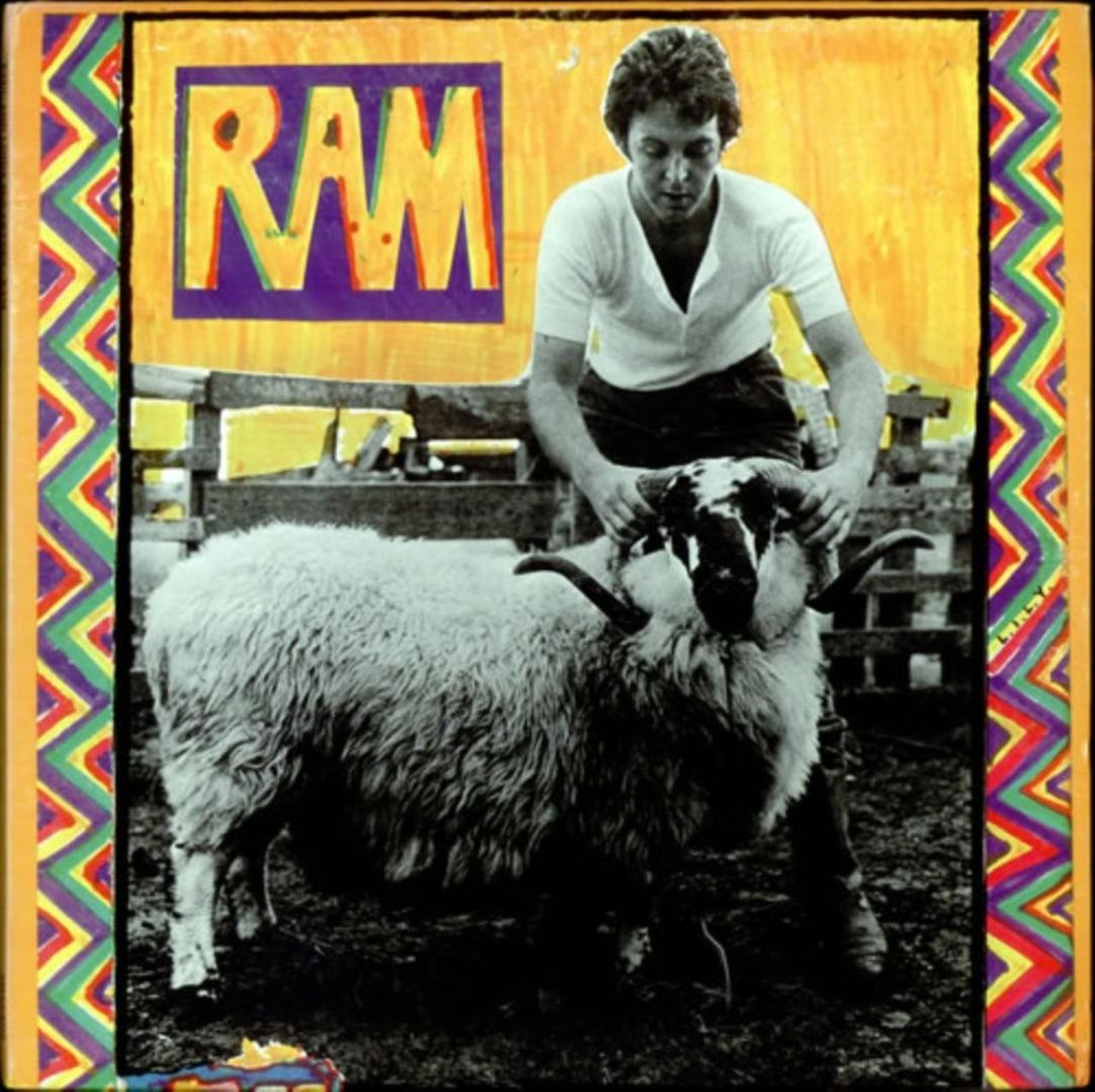 Unverzichtbar: Paul & Linda McCartney - RAM (1971)