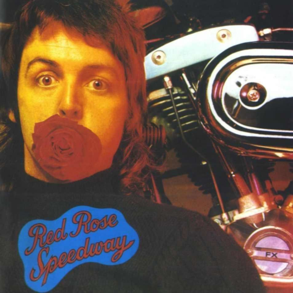 Wunderbar: Paul McCartney & Wings - RED ROSE SPEEDWAY (1973)
