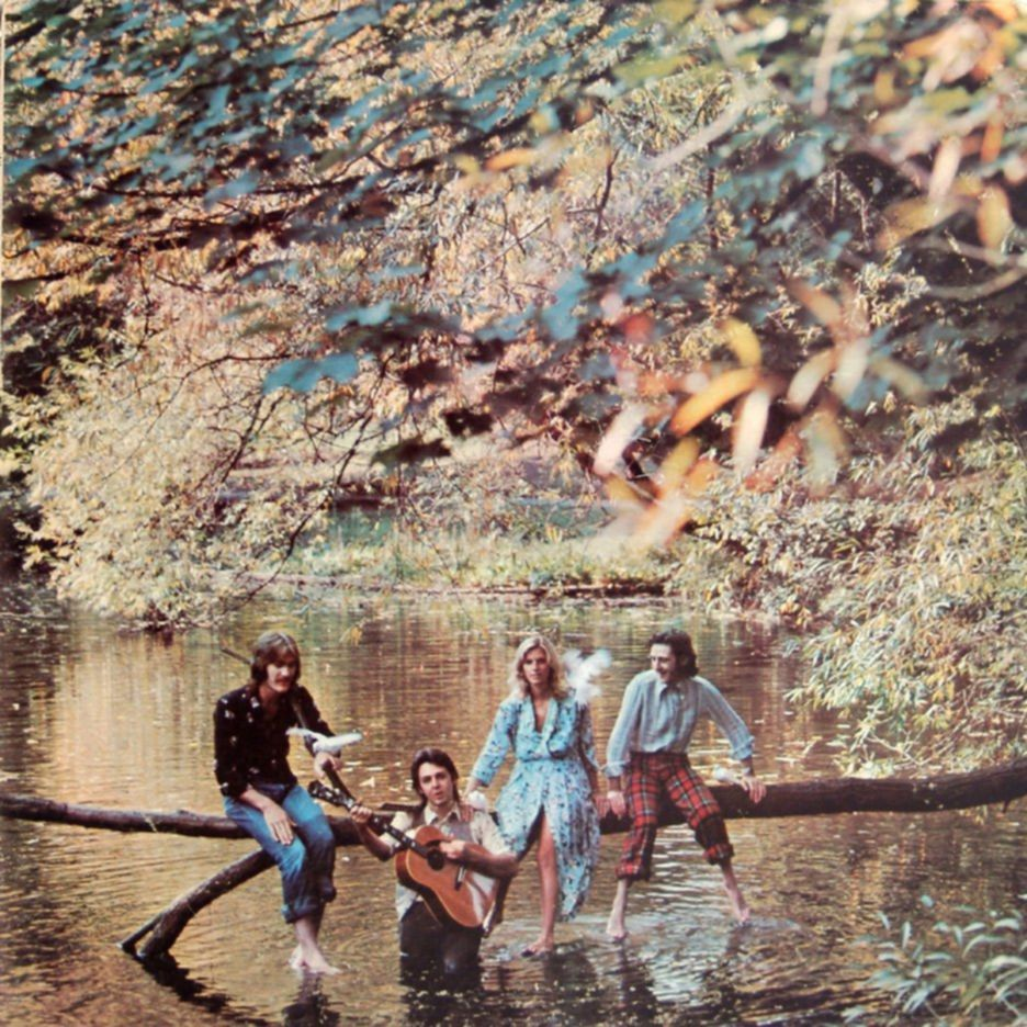 Anhörbar: Wings - WILD LIFE (1971)