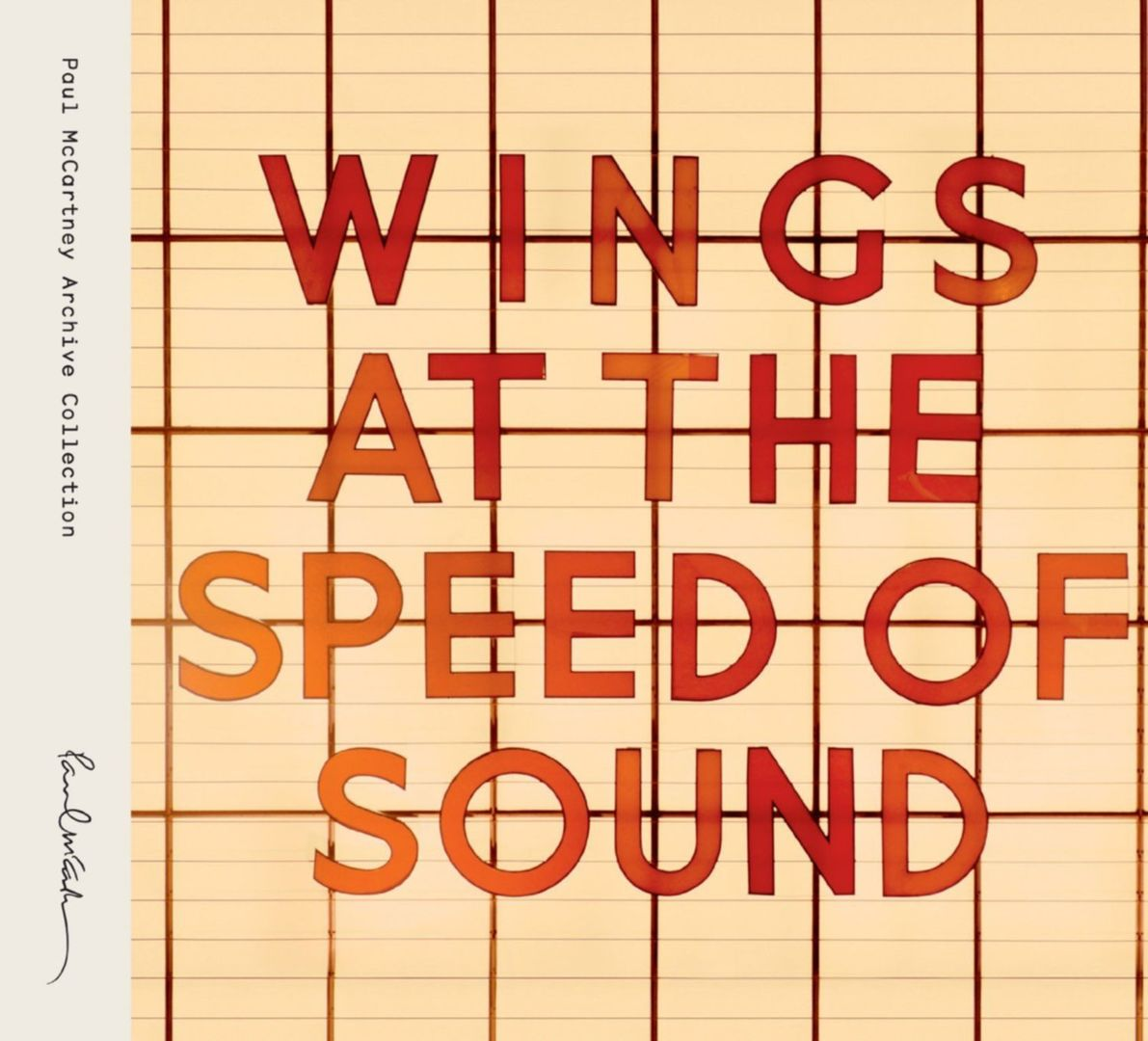 Wunderbar: Wings - WINGS AT THE SPEED OF SOUND (1976)