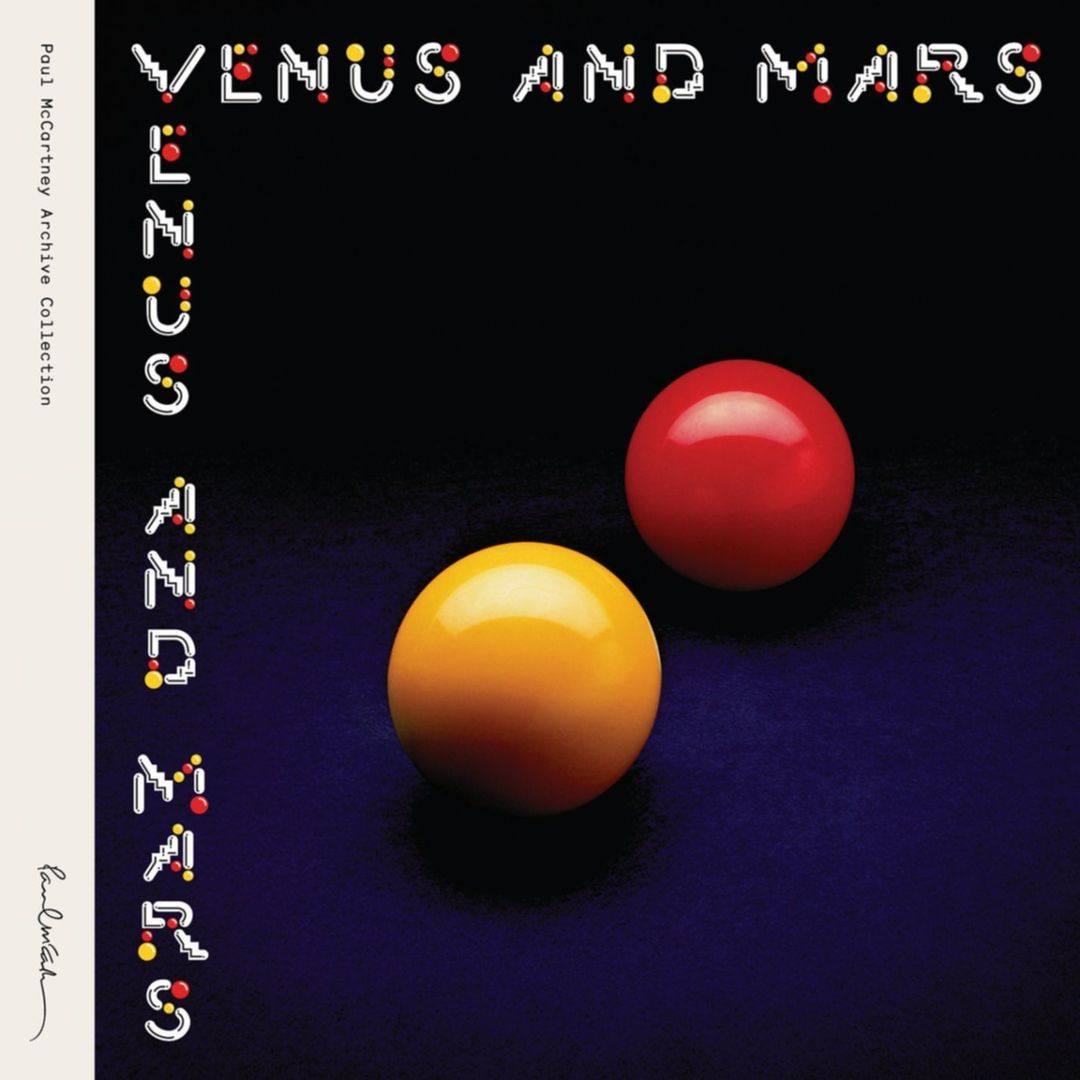Anhörbar: Wings - VENUS AND MARS (1975)