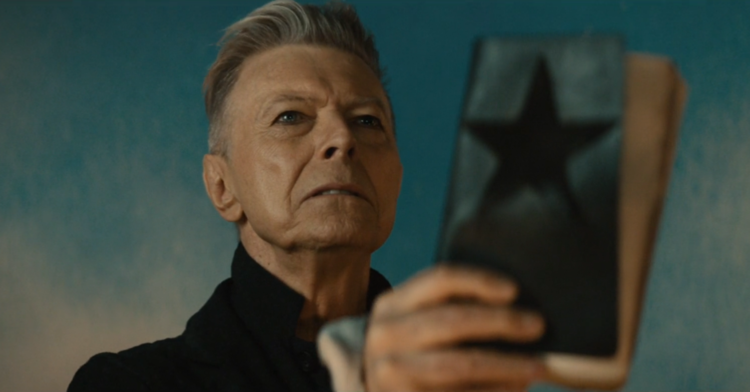 David Bowie blackstar video still 2015