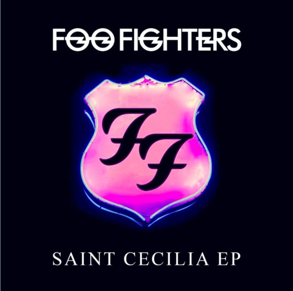 Foo Fighters st cecilia ep 2015 cover