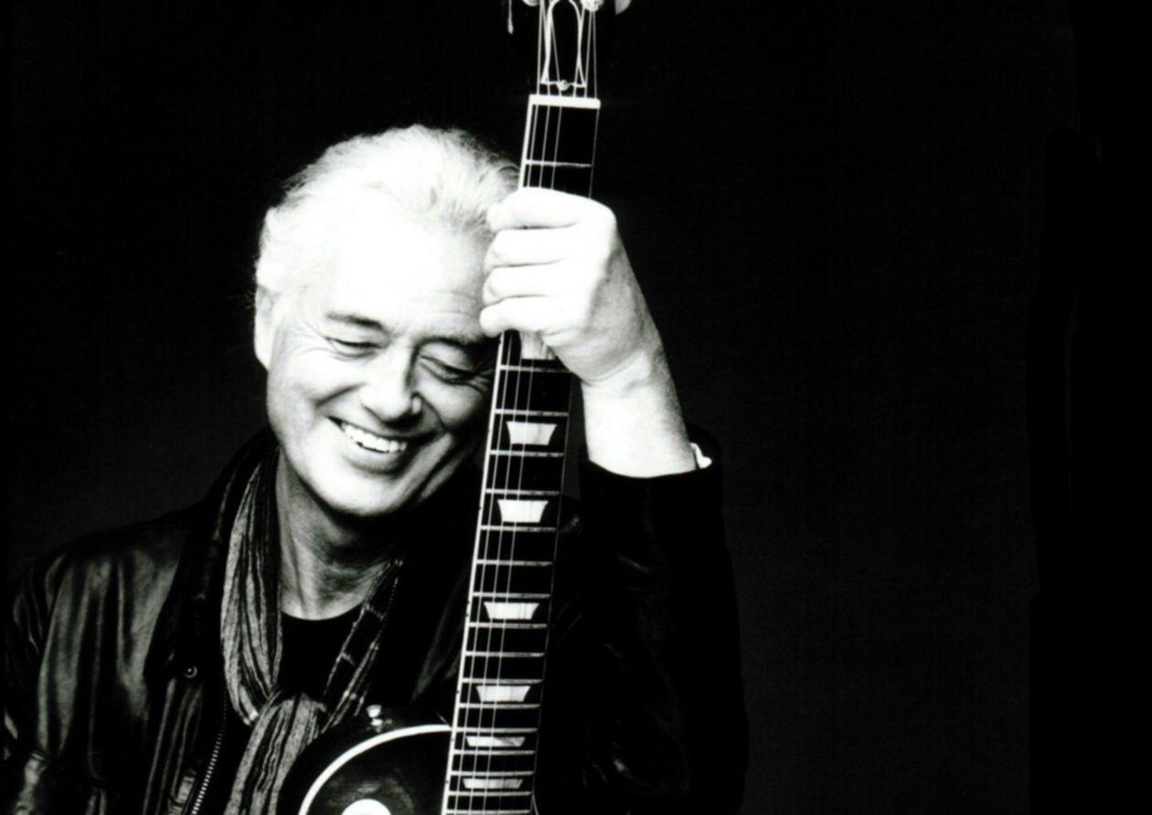 Jimmy Page 100 beste gitarristen