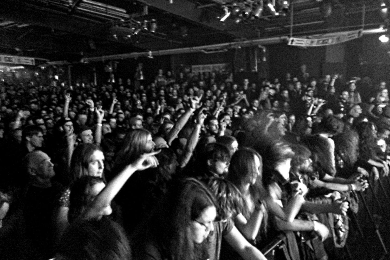 Kadavar Publikum