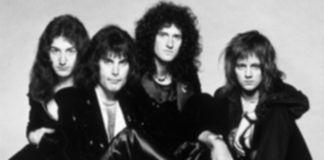 Queen mit Freddie Mercury