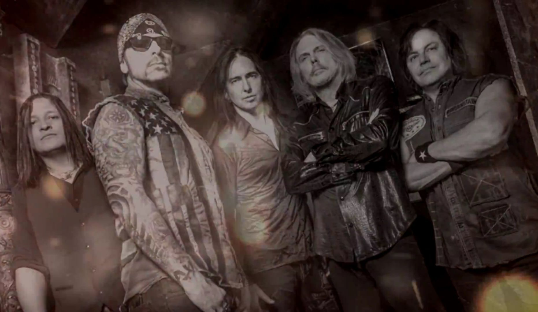 black star riders video still 2015