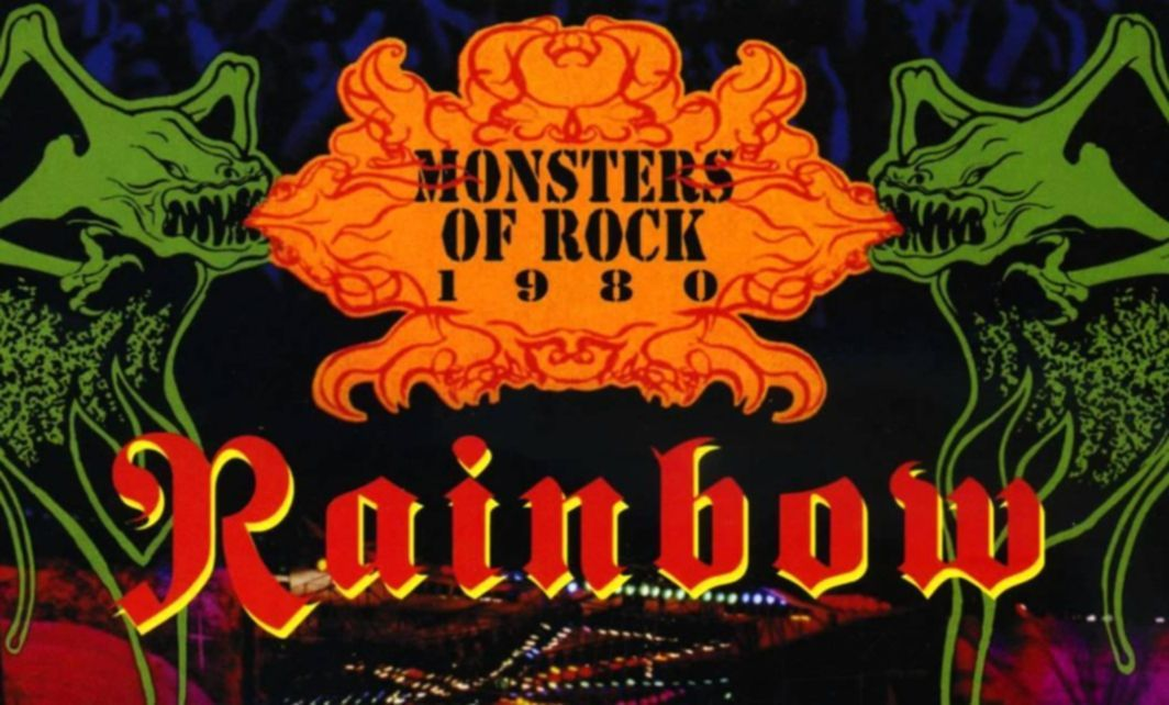 rainbow monsters of rock