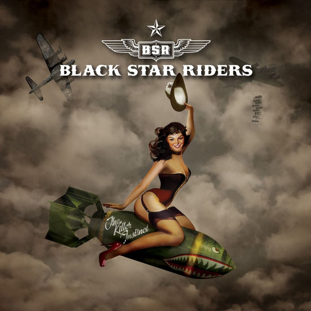 Black Star Riders – KILLER INSTINCT