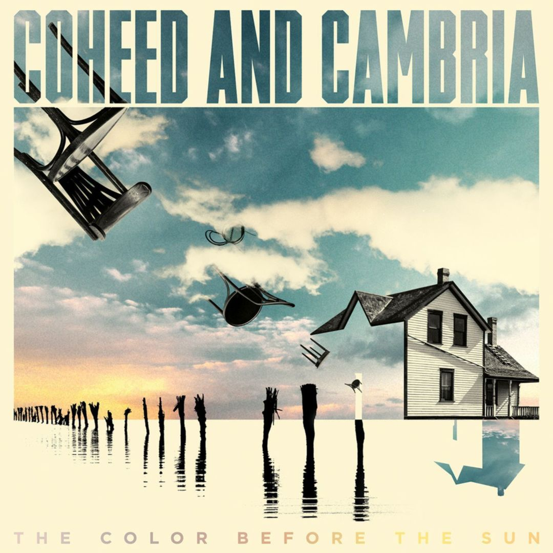Coheed And Cambria – THE COLOR BEFORE THE SUN