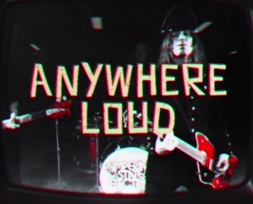 Imperial State Electric Videopremiere Von Anywhere Loud