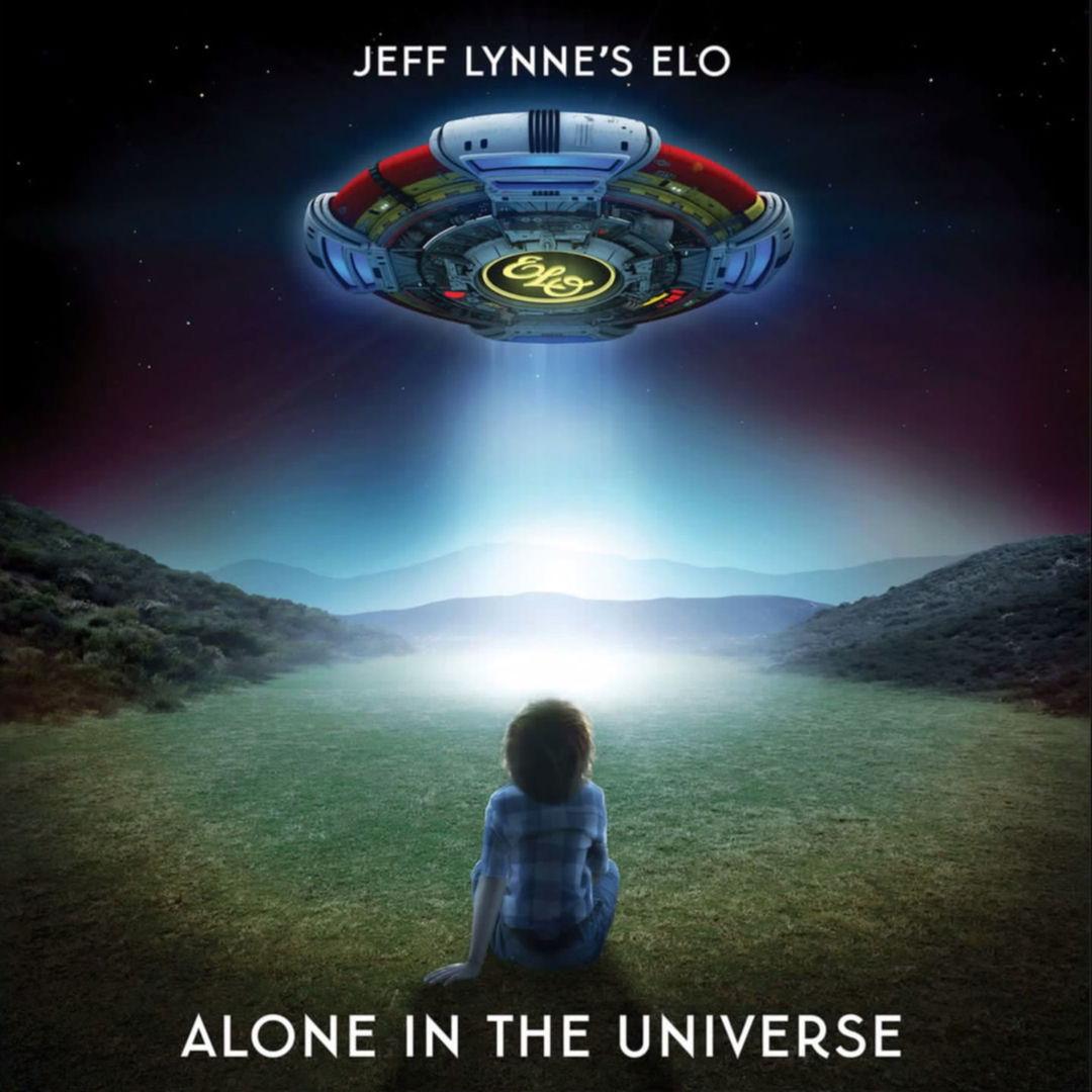Jeff Lynne´s ELO – ALONE IN THE UNIVERSE