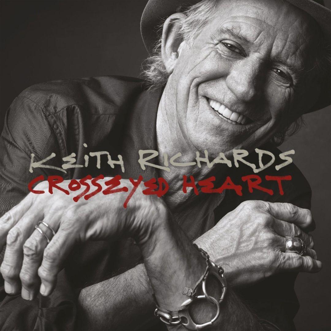 Keith Richards – Cross-Eyed Heart