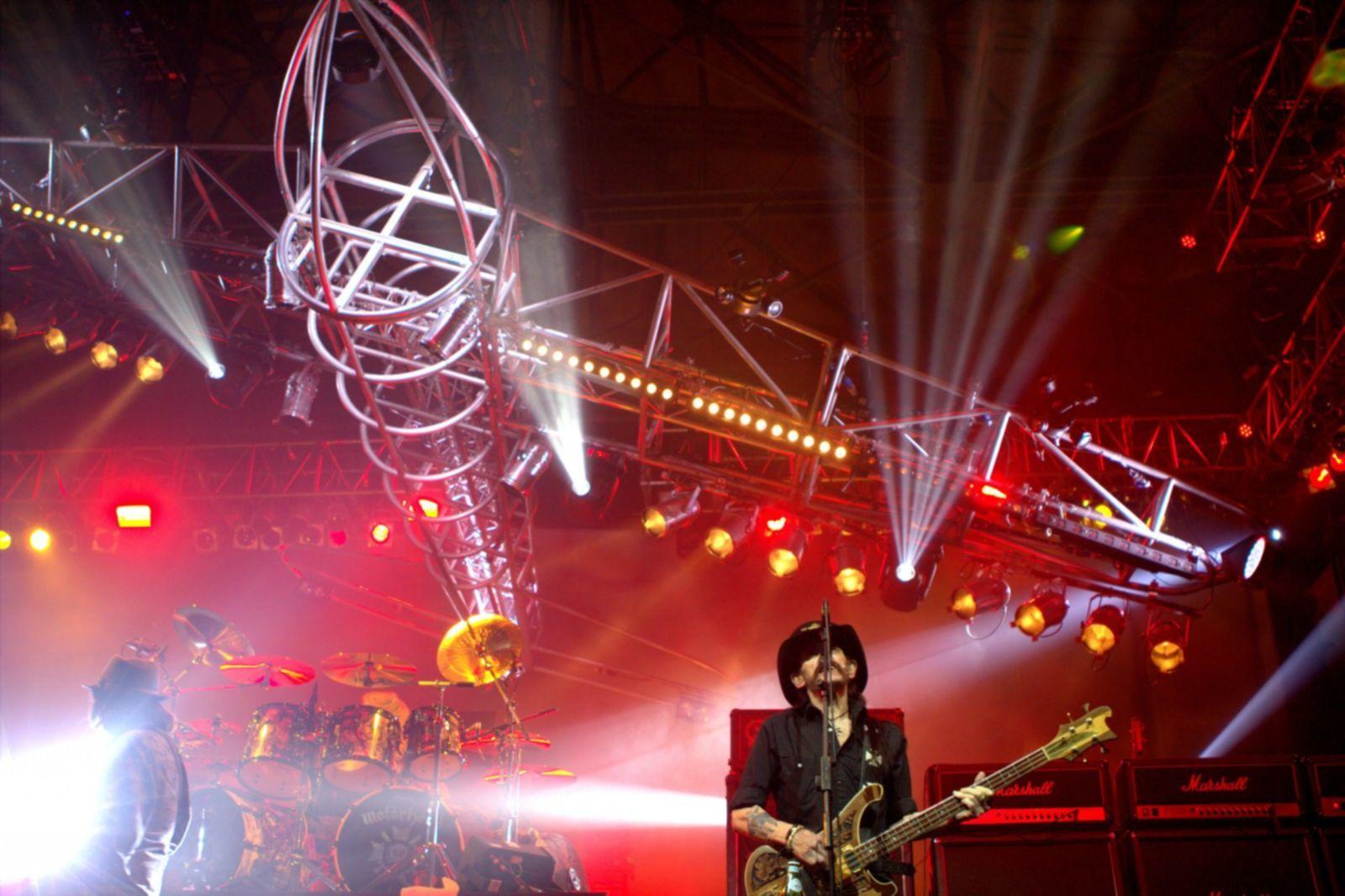 Motörhead live