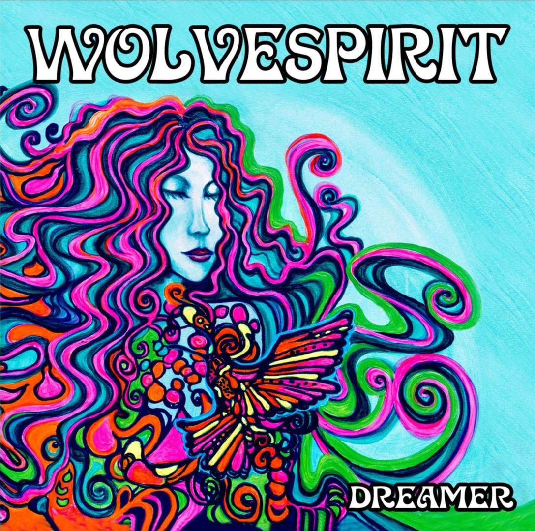 Wolvespirit-Dreamer-Cover