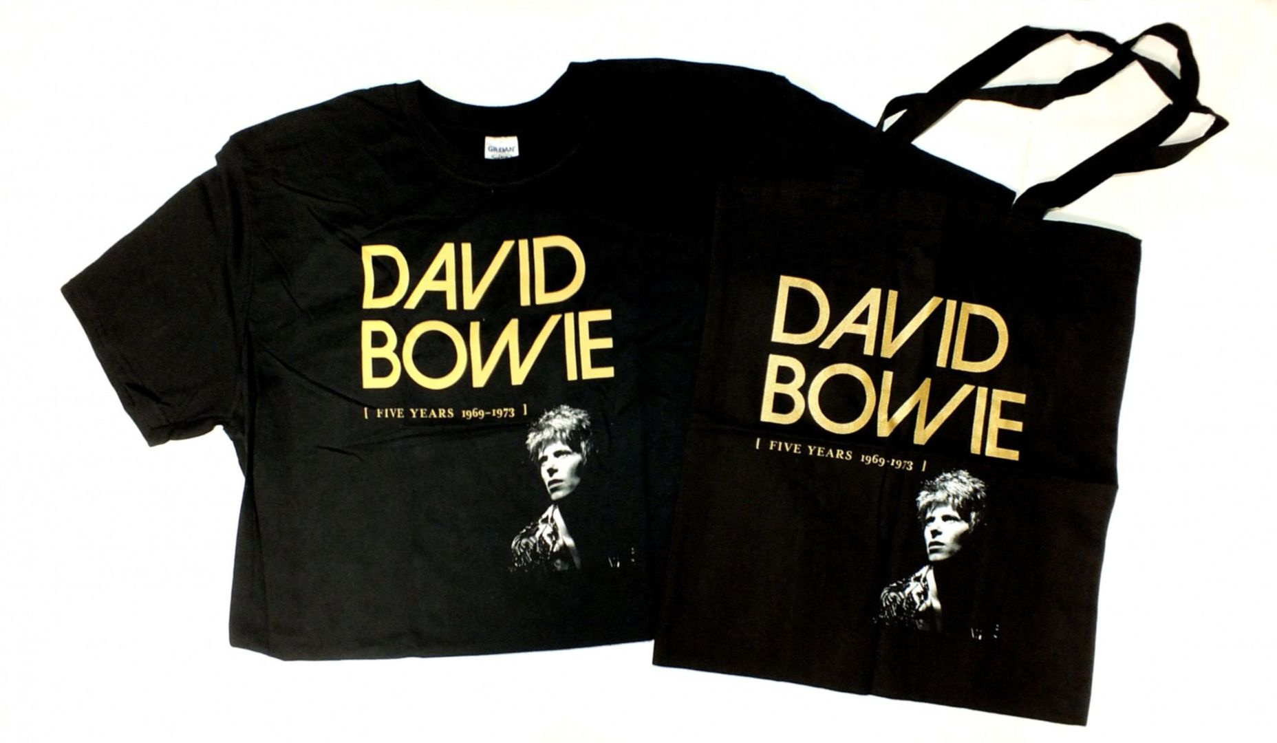 bowie shirt tasche advent