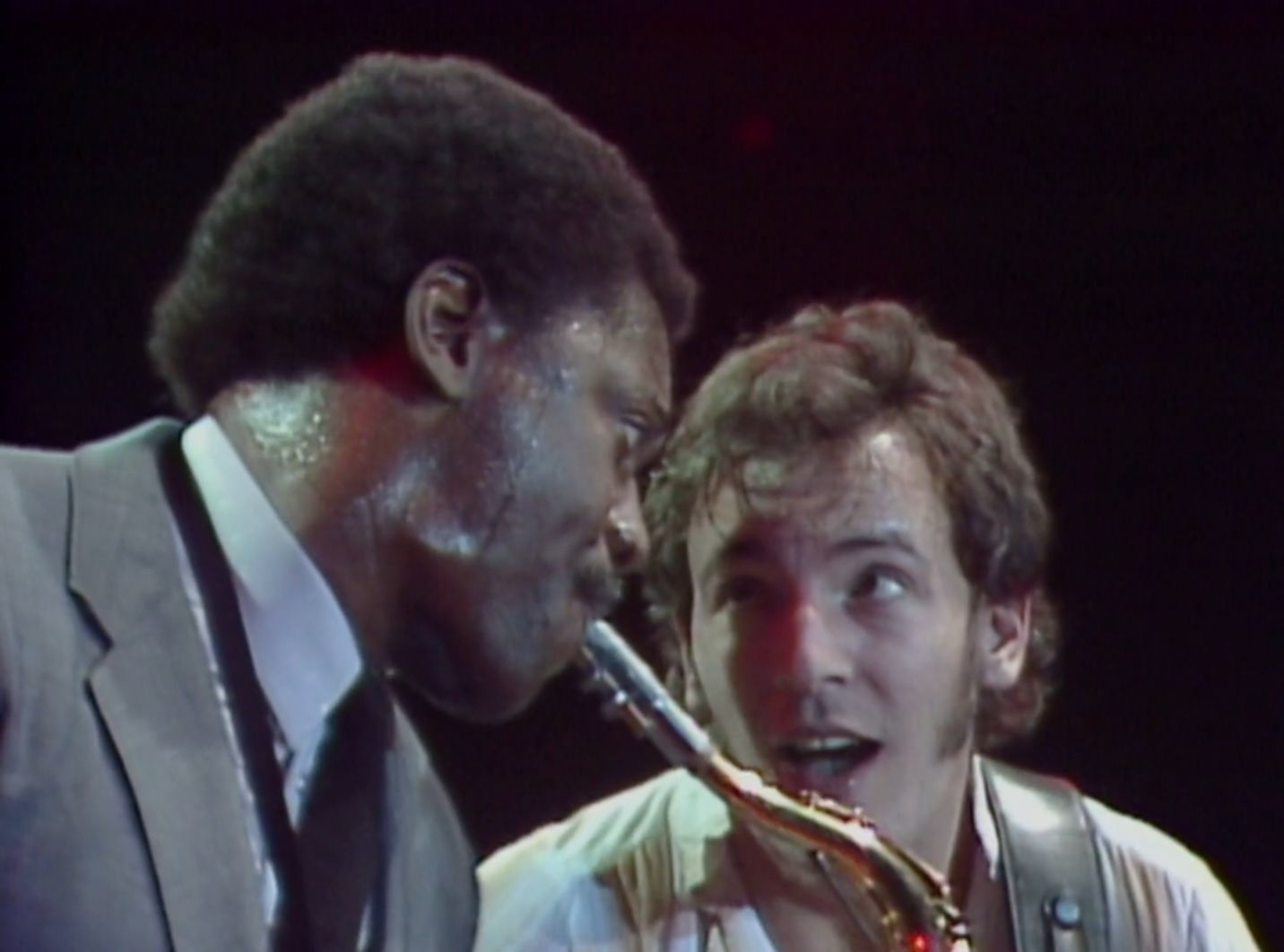 bruce springsteen live 1980 video still