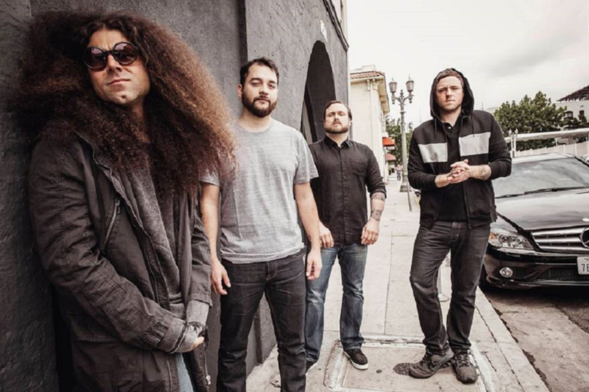 coheed cambria press 2015