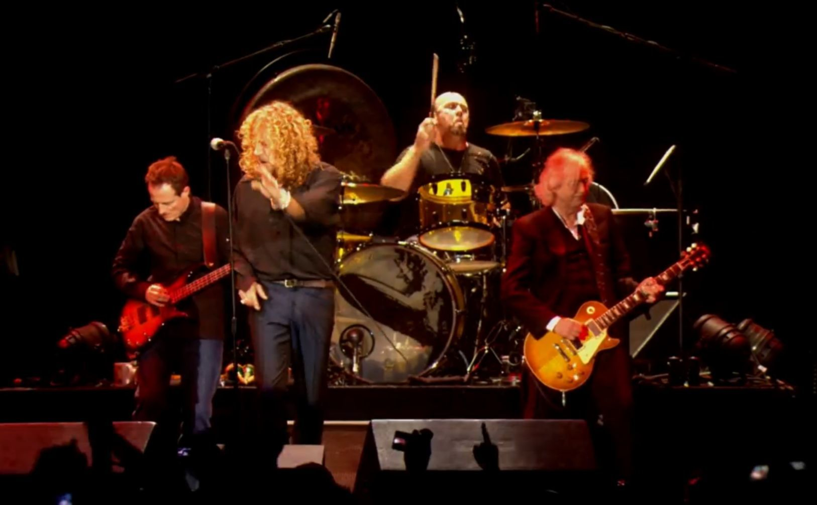 led zeppelin video still