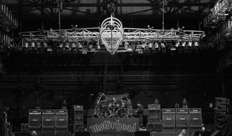 Das Herzstück der Motörhead-Tour 2015.