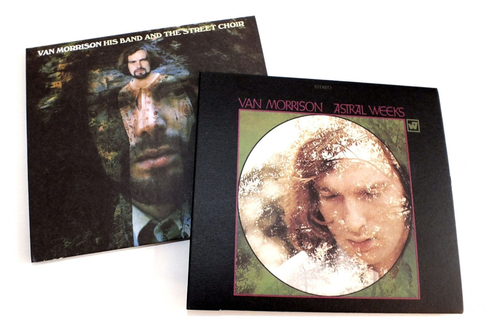 van morrison astral weeks his band cover