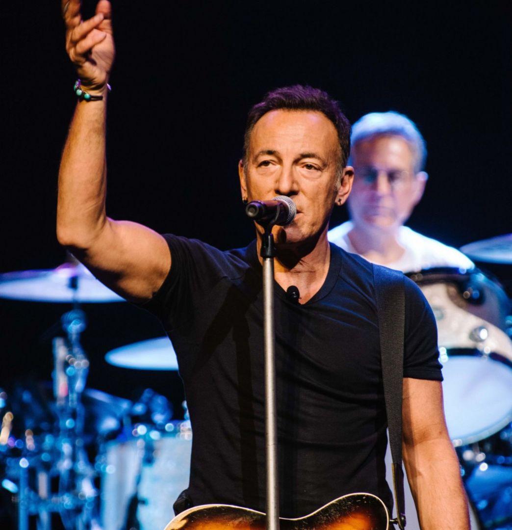 Bruce Springsteen live press