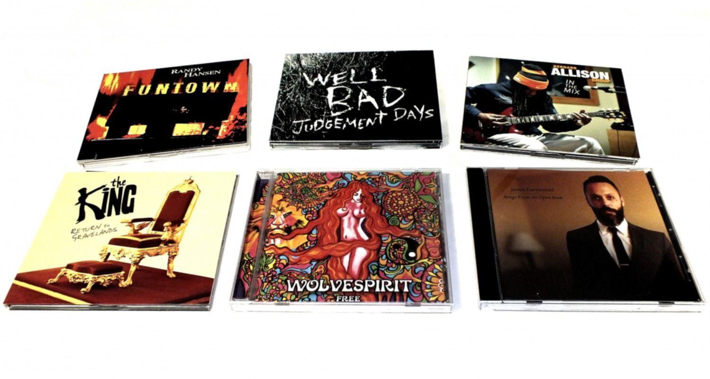 GEWINNSPIEL CD