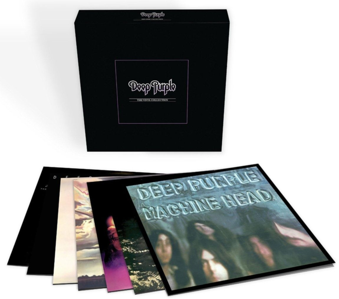 Deep Purple Vinyl Collection