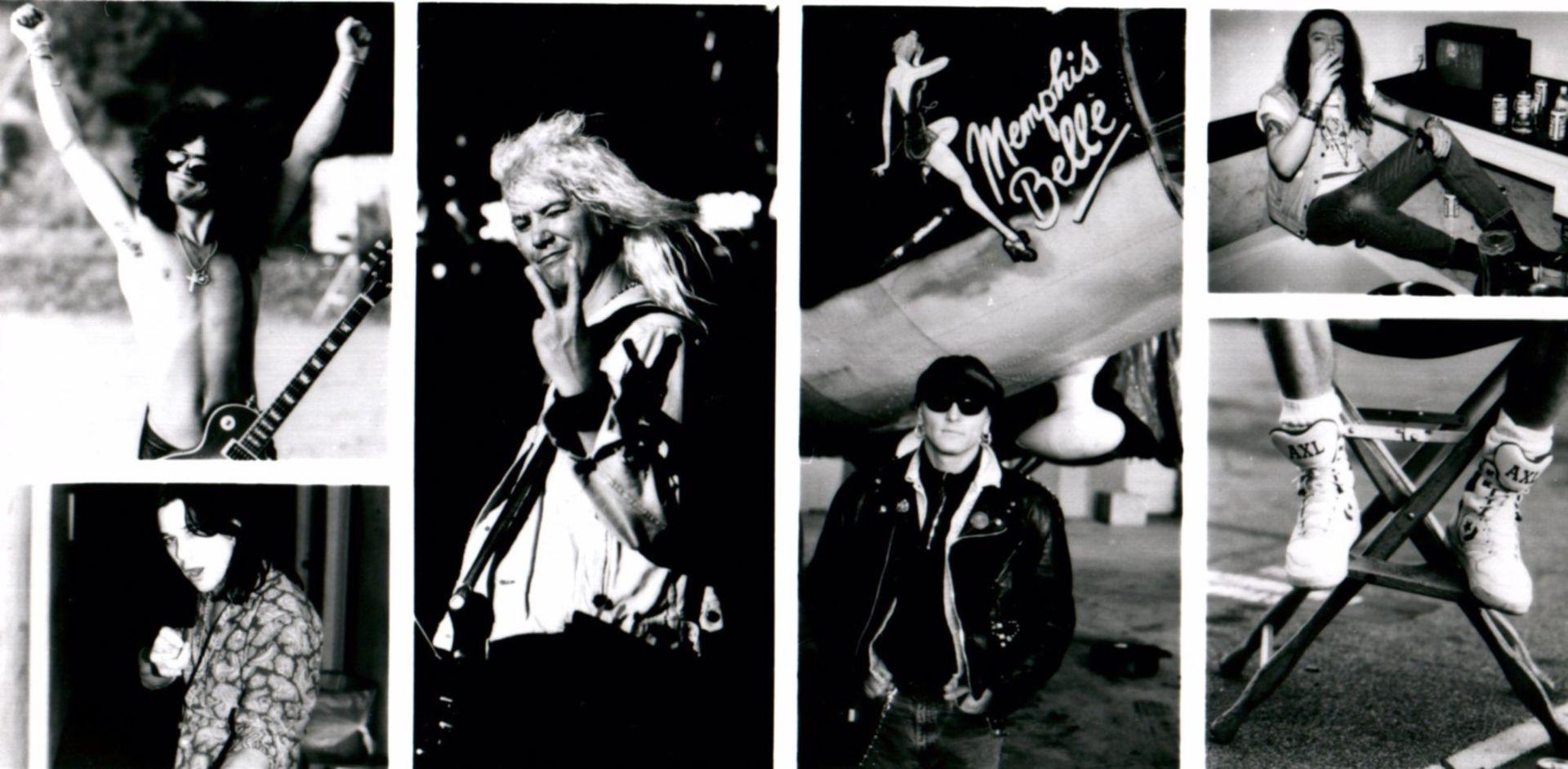 Guns N' Roses 1993