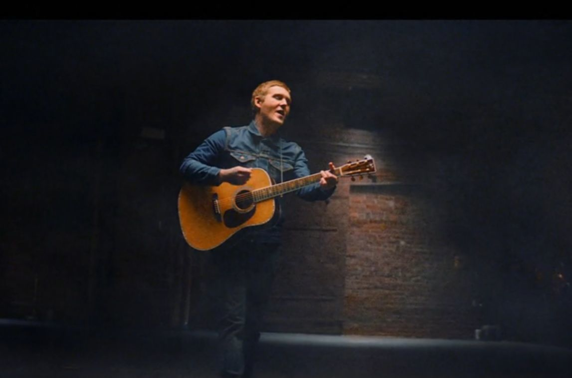brian fallon wonderful life video