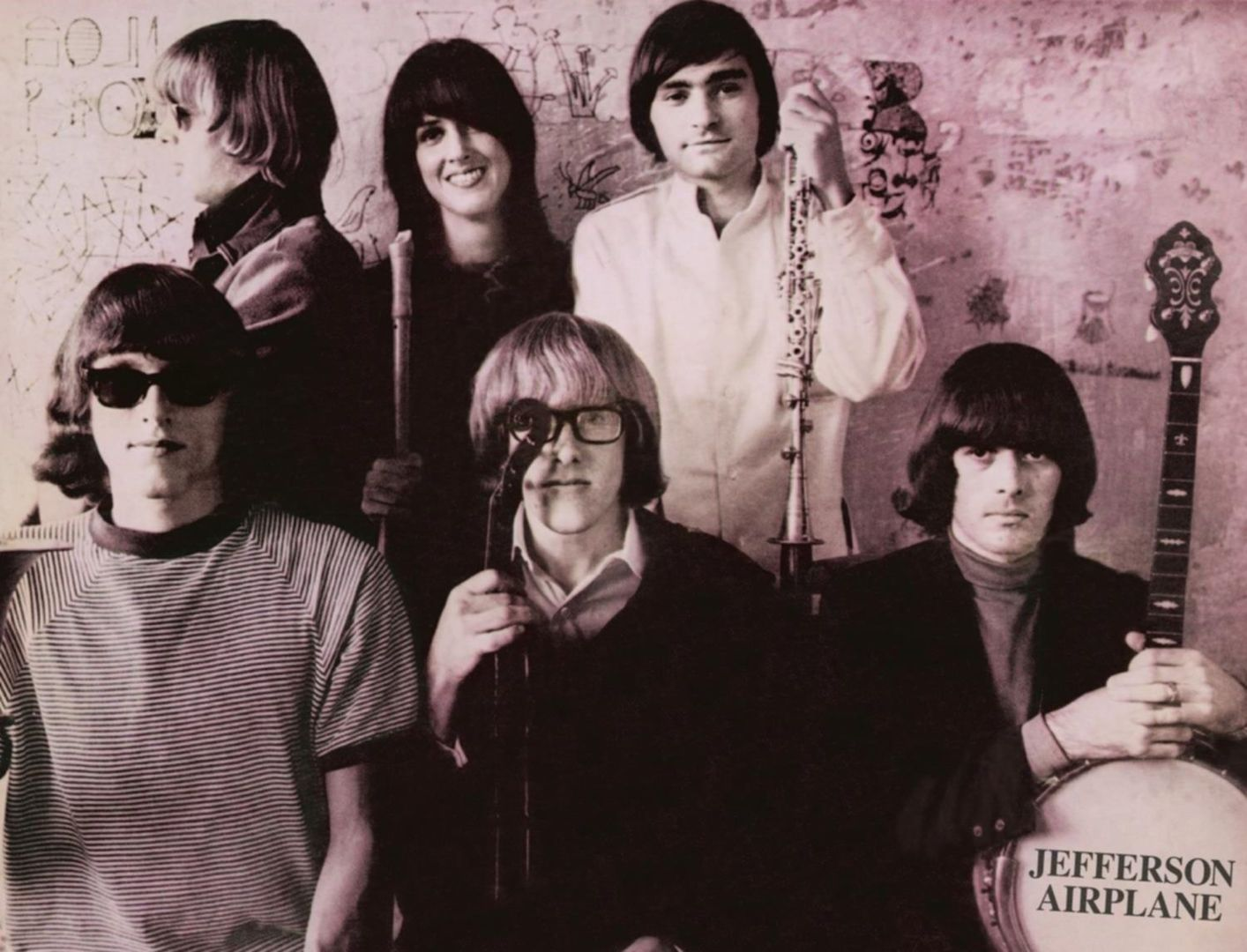 jefferson airplane cover foto