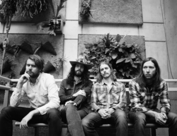 the sheepdogs promo 2016