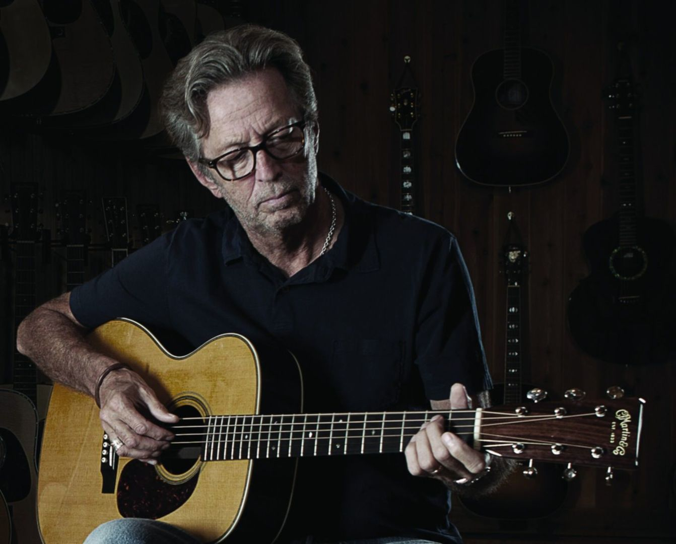 Eric Clapton 2013 - CMS Source press