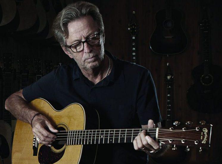 Eric Clapton akustisch