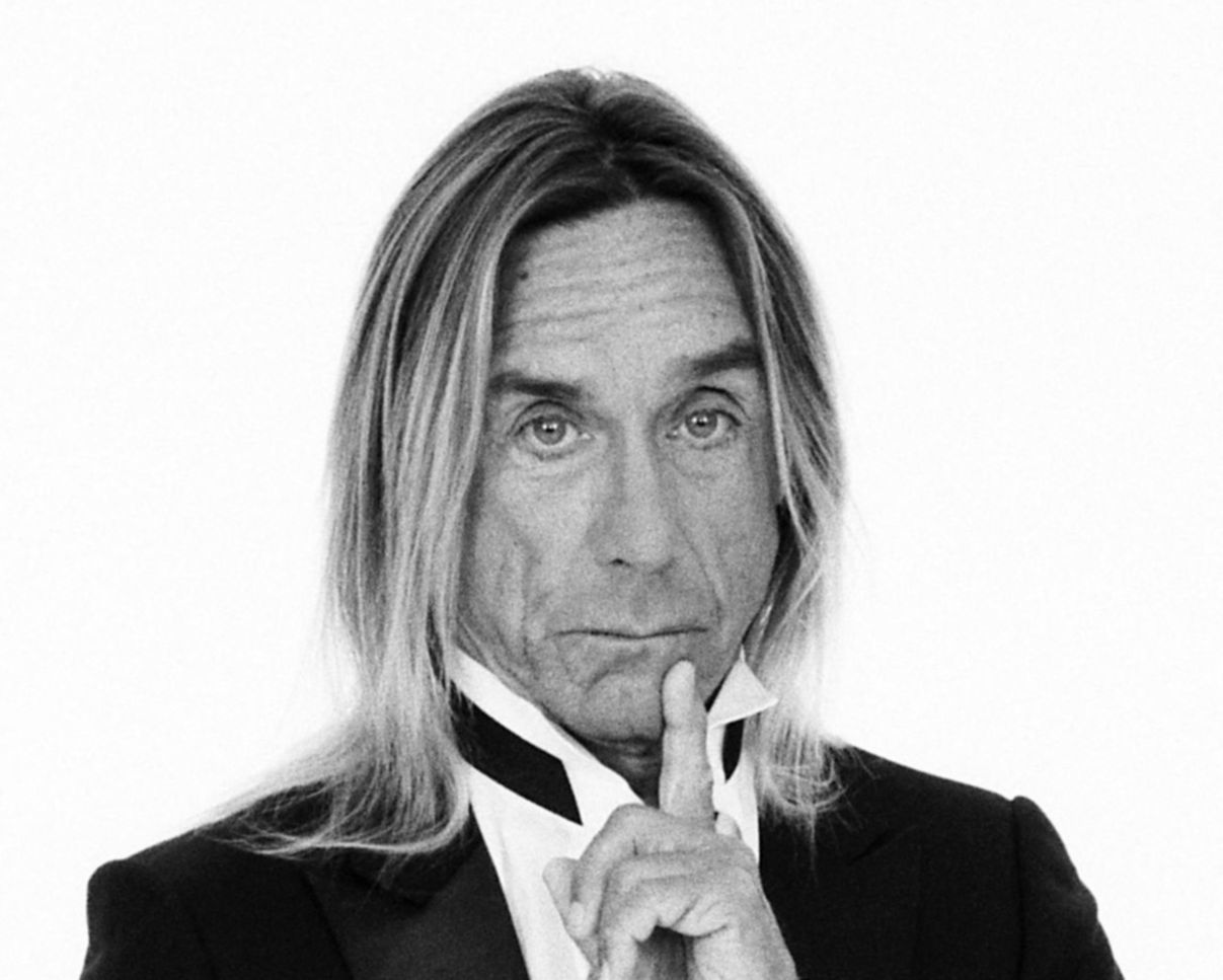 Iggy Pop - CMS Source press