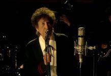 Bob Dylan TV-Auftritt