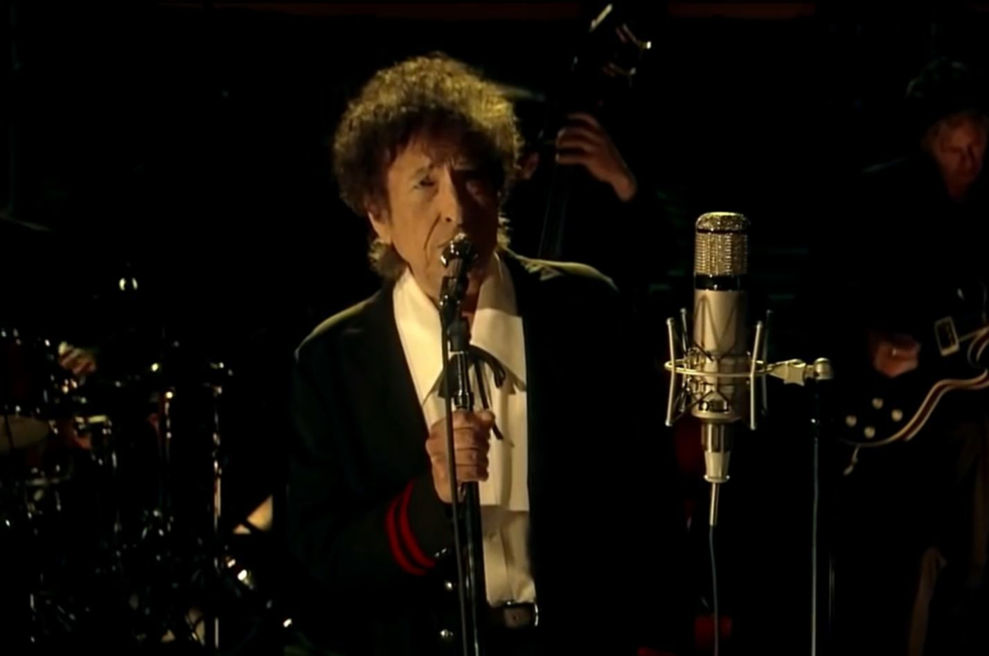 bob dylan video still 2015