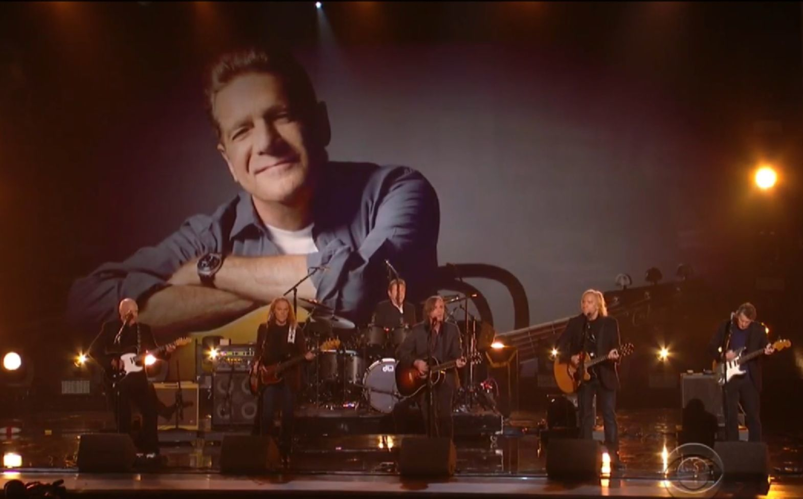 eagles glenn frey tribute mit jackson browne