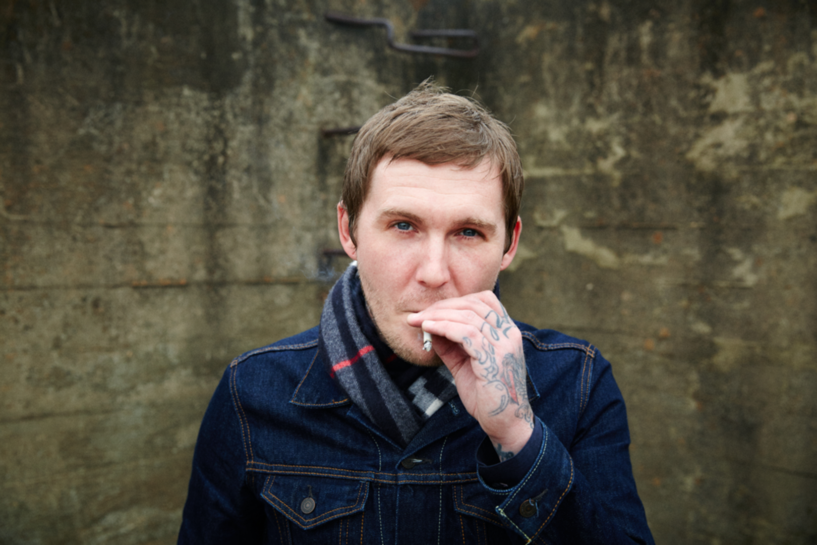 Brian Fallon 2016 - CMS Source presse