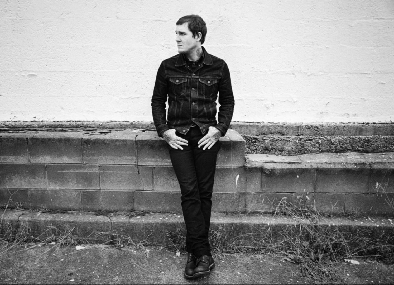 Brian Fallon - CMS Source presse 2016