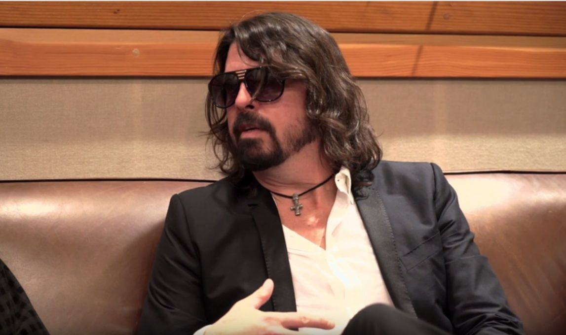 Foo Fighters Grohl