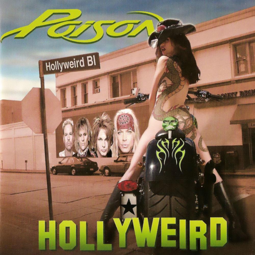 skurrilste cover_Poison hollyweird